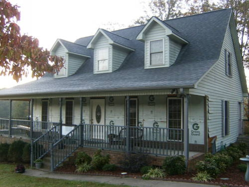 siding contractor pictures